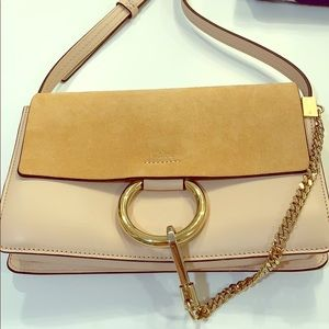 Chloe Swede Handbag
